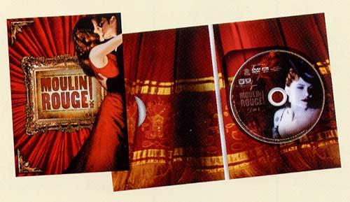 DVD付きメッセージカードパッケージ