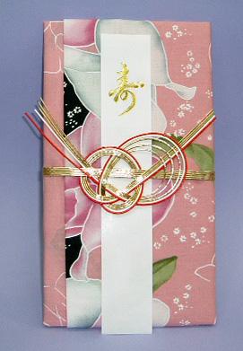 ハンカチ製ご祝儀袋【心込袋】販売、ハンカチ金封・ハンカチのし袋(フォーラムアート)ハンカチ御祝儀袋